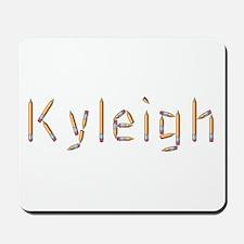 Kyleigh Pencils Mousepad