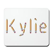 Kylie Pencils Mousepad