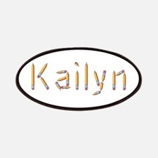 Kailyn Pencils Patch