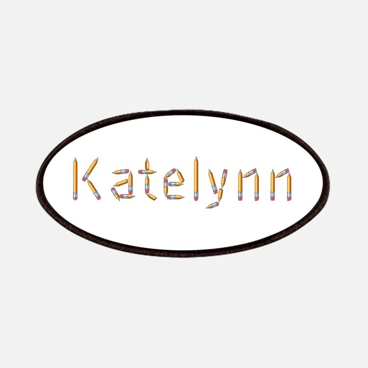 Katelynn Pencils Patch