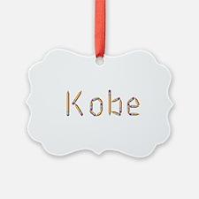 Kobe Pencils Ornament
