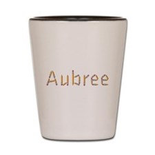 Aubree Pencils Shot Glass