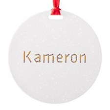 Kameron Pencils Ornament
