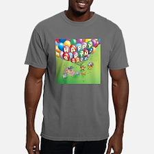 cuddle bunch_hbd-pillows Mens Comfort Colors Shirt