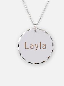Layla Pencils Necklace