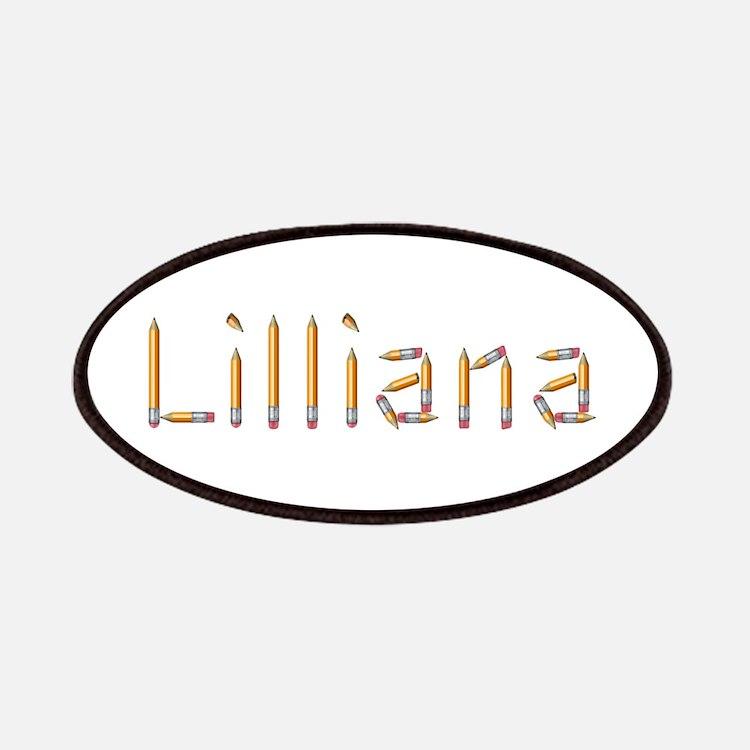 Lilliana Pencils Patch