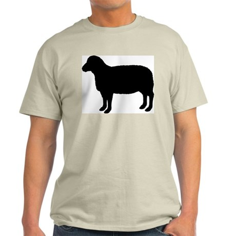 Sheep Ash Grey T-Shirt