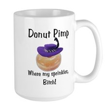 Dunut Pimp - Mug