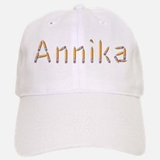 Annika Pencils Baseball Baseball Cap