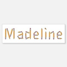 Madeline Pencils Bumper Bumper Bumper Sticker