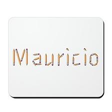 Mauricio Pencils Mousepad