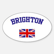 Brighton Oval Decal