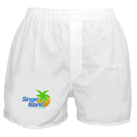 Singer Island Boxer Shorts