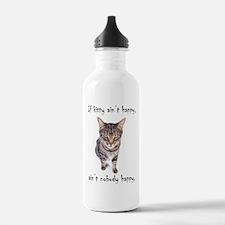 Aint Happy Sports Water Bottle