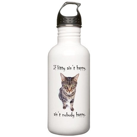 Aint Happy Stainless Water Bottle 1.0L