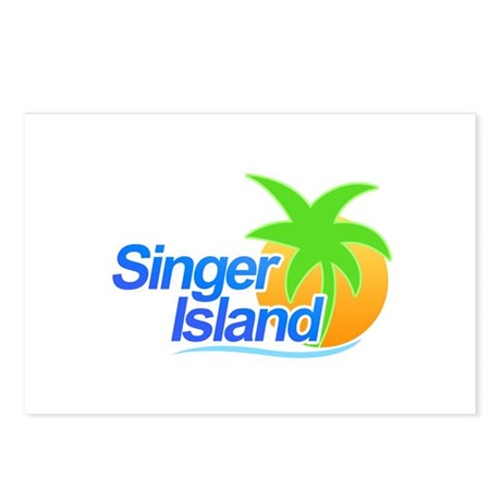 Singer Island Postcards (Package of 8)