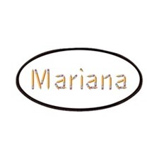 Mariana Pencils Patch