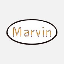 Marvin Pencils Patch