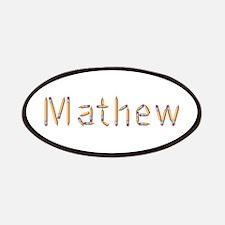 Mathew Pencils Patch