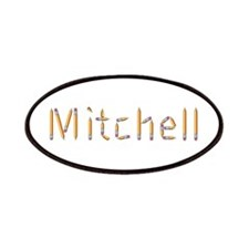 Mitchell Pencils Patch
