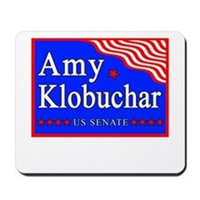 MN Amy Klobuchar US Senate Mousepad