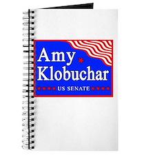 MN Amy Klobuchar US Senate Journal