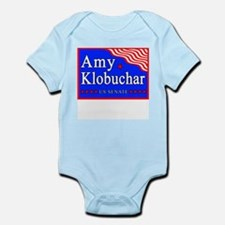 MN Amy Klobuchar US Senate Infant Creeper