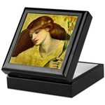 Sancta Lilias Keepsake Box