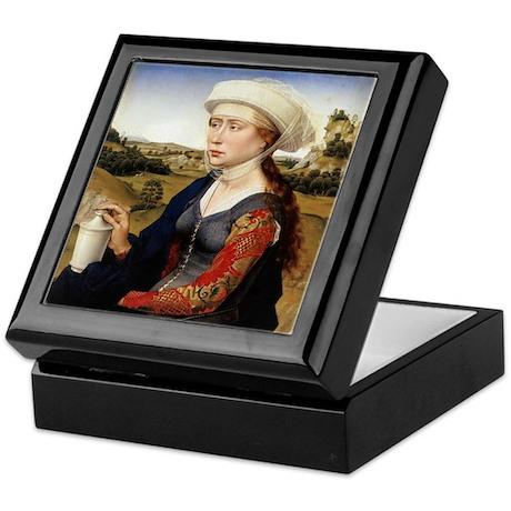 Lady of Nobility Keepsake Box