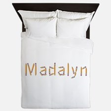 Madalyn Pencils Queen Duvet
