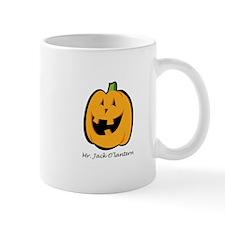 Mr. Jack O'lantern Mug