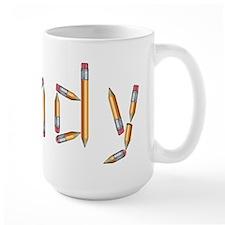 Andy Pencils Mug