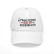 Frackers Do It Sideways Baseball Cap