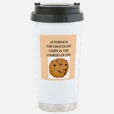attorney Stainless Steel Travel Mug