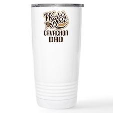 Cavachon Dog Dad Travel Mug