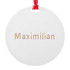 Maximilian Pencils Ornament