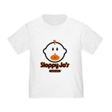 Sloppy Jos New Face-Name T-Shirt