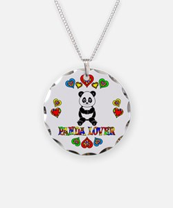 Panda Lover Necklace