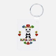 Panda Lover Keychains