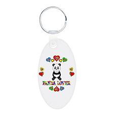 Panda Lover Keychains