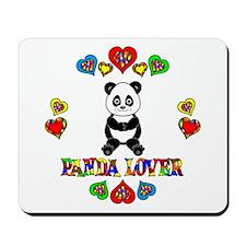 Panda Lover Mousepad