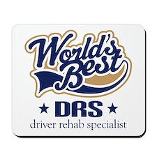 Driver Rehabilitation Specialist Mousepad