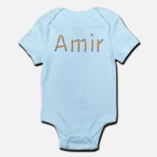 Amir Pencils Infant Bodysuit