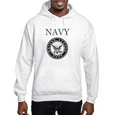 Cute Navy Hoodie