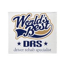 Driver Rehabilitation Specialist Throw Blanket
