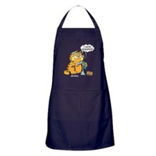 I Hate Mondays Apron (dark)