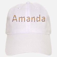 Amanda Pencils Baseball Baseball Cap