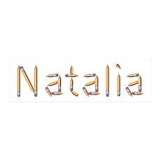 Natalia Pencils 36x11 Wall Peel