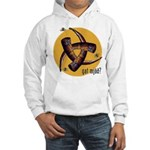 Gat Mjöð? Hooded Sweatshirt with Bees