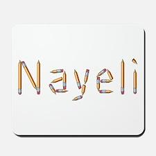 Nayeli Pencils Mousepad